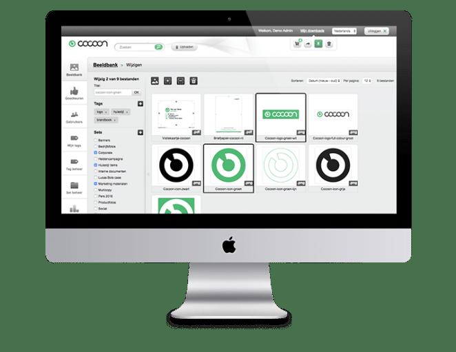 Brandportal, merkportaal, of Brand portal
