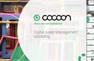 Cocoon Digital Asset Management oplossing