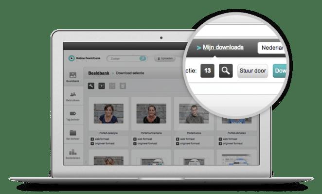 Digital Asset management - eenvoudig bestanden doorsturen en delen